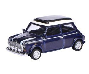 Schuco-26161-1-87-Mini-Cooper-Blau-Neu