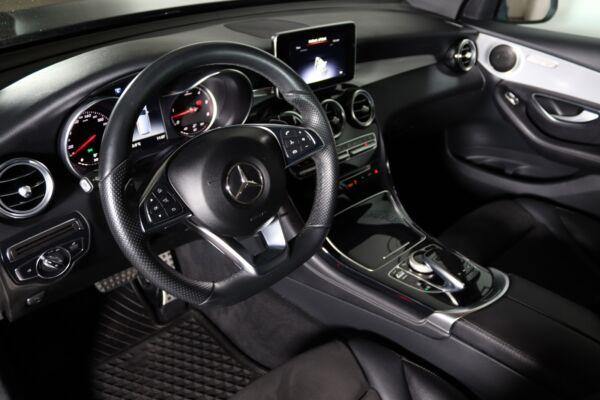 Mercedes GLC350 d 3,0 aut. 4-M billede 5