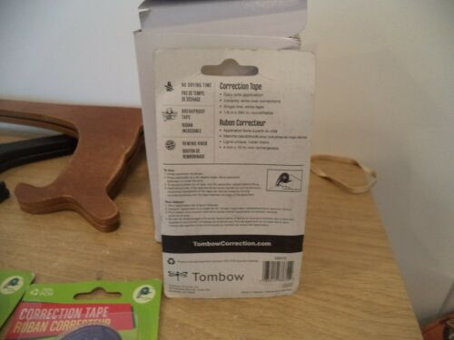"1//6/"" x 472/"" 2 Tombow® MONO Correction Tape Refill"