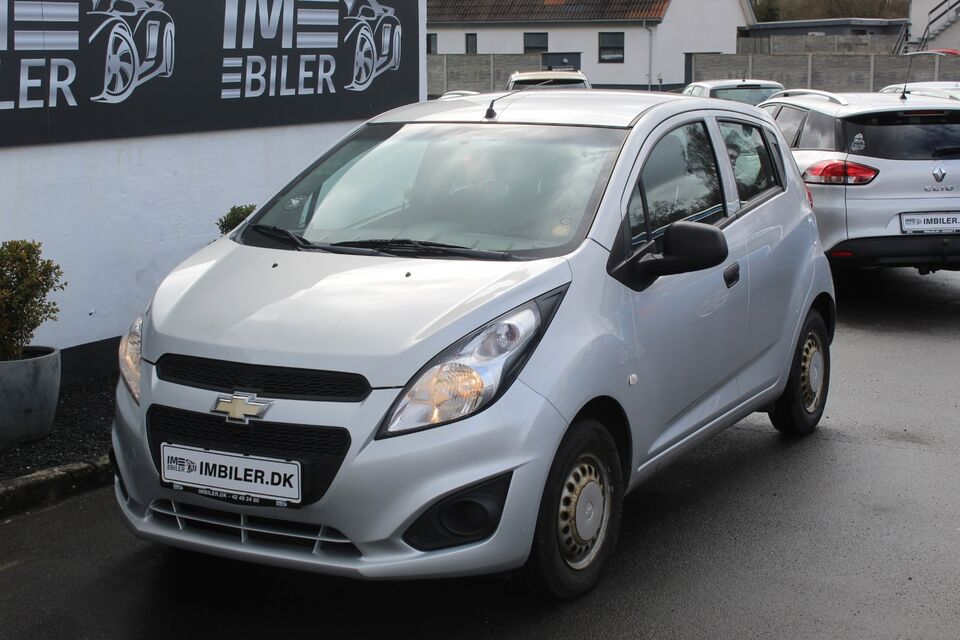Chevrolet Spark 1,0 LS Benzin modelår 2013 km 130000