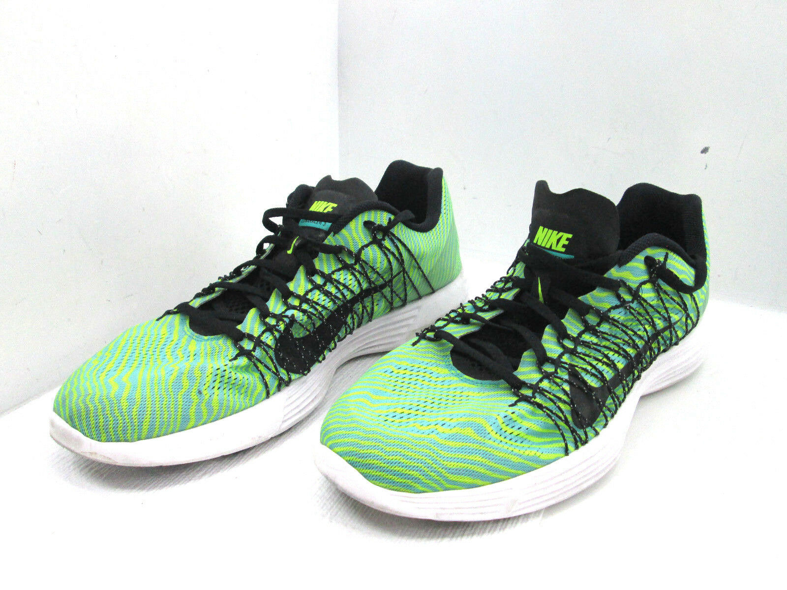 Nike Lunaracer 3 Mens Flywire 554675-403 Mens Running Shoes Sz. 14