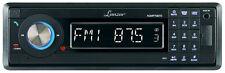 AM/FM-MPX In-Dash Marine Detachable Face Radio w/SD/MMC/USB Player & Bluetooth