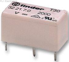 FINDER - 32.21.7.024.2000 - RELAY, PCB, 24VDC