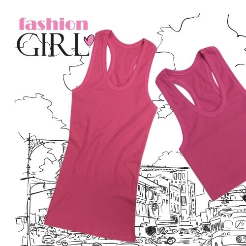 HOT Sexy Womens Tank Top Cami Vest T-Shirt Vest Basic Tops топ женские майки