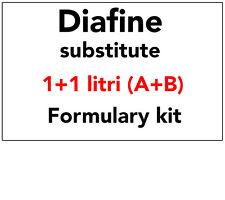 DIAFINE SUBSTITUTE - TWO PART COMPENSATING DEVELOPER - REAGENT KIT x 1+1 Litres