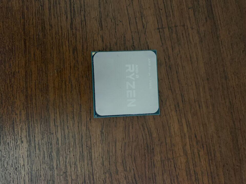 Ryzen, AMD og MSI, Ryzen 1700x og B350