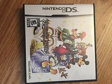 Kingdom Hearts Re: Coded Nintendo DS NDS Game Cib Great Disney BDS1