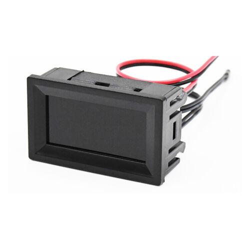 DC4.5-15V Digital Thermometer LED Digital Display Temperature Sensor 50-110C