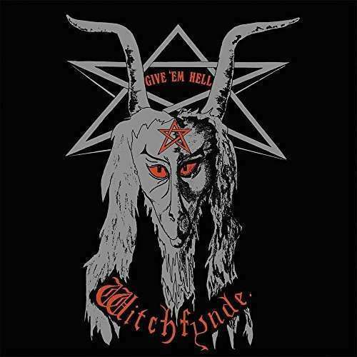 Witchfynde - Give 'em Hell NEW LP