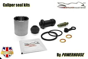 Honda CR500 R Pistón Pinza de Freno Trasero Y Sello Kit de Reparación Set 2000