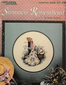 Summers-Remembered-Cross-Stitch-Leisure-Arts-392-Paula-Vaughan