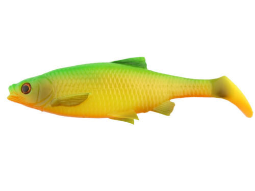 Savage Gear 3D LB Roach Paddle Tail 7,5cm 5g 4 Stück Gummiköder
