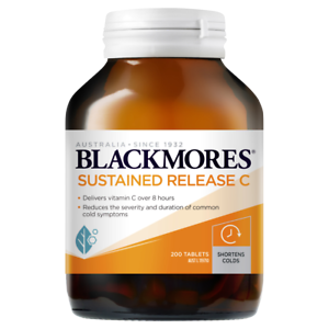 Blackmores-Sustained-Release-C-200-Tablets-Total-Vitamin-C-500mg-Immune-Health