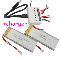 3.7V 25C 2500mAh Li Polymer Rechargeable battery 803496 For RC helicopter Drone