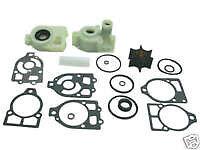 Water Pump Complete Kit w/ Housings Mercruiser Pre Alpha Outdrive Sterndrive