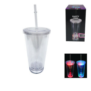 Party-Bar-Decor-Illuminating-Tumbler-Flashing-Led-Light-up-Cup-with-Screw-amp-Lid