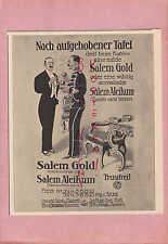 DRESDEN, Werbung 1914, Oriental. Tabak-Zigaretten-Fabrik Yenidze Salem Gold