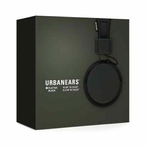 UrbanEars Plattan On-Ear Headphones Plattan Black/ Indigo