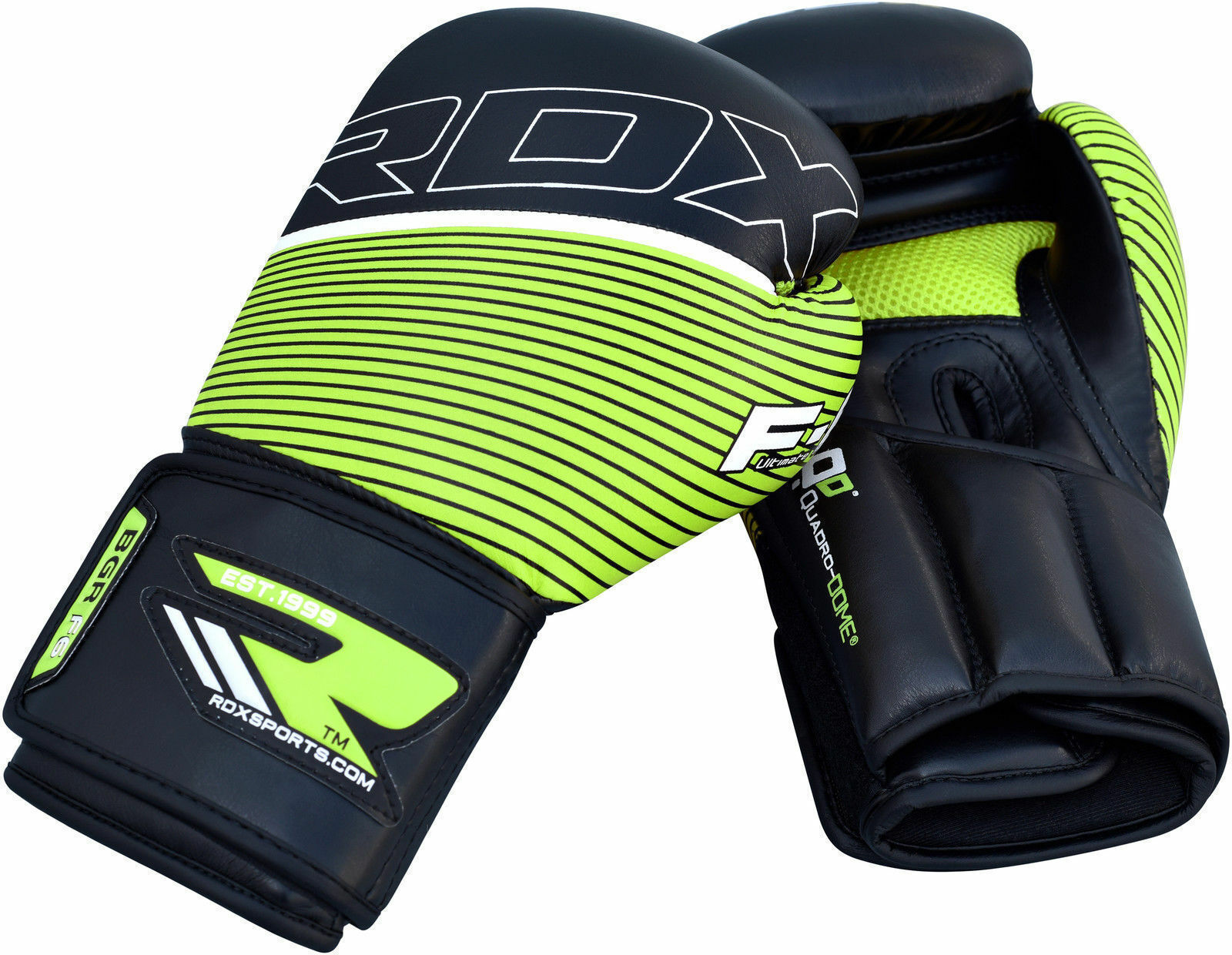 RDX Leder Boxing Gloves Boxing Training Gel Gum Shield Mouth Guard Guard Mouth Rugby Box G 6bb49d