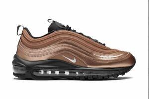 Details about Nike Air Max 97 Metallic Red Bronze Oil Grey Metallic Wmns SZ 6 [CT1176-900]