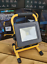 20 W DEL Rechargeable Lumière 1600 lm IP65 garantie 2 an