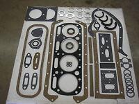 Allis Chalmers Wc/ Wd / Wd45 / D17 /new /complete Engine Gasket Set/ Bm17-7-54