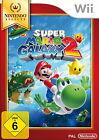 Super Mario Galaxy 2 -- Nintendo Selects (Nintendo Wii, 2014, DVD-Box)