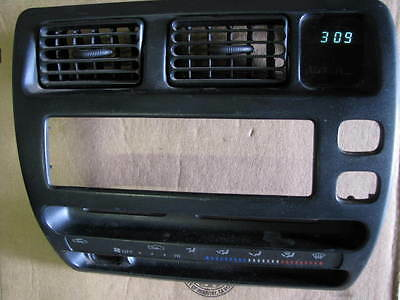1993-1997 Toyota Corolla center Dash Clock TESTED /'93 /'94 /'95 /'96 /'97
