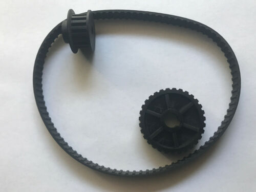 **NEW  GEARS /& BELT SET** for EVETOOLS 70Tbelt w// 31t 10mm 17T 8mm  bore