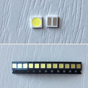 10-PEZZI-LED-3030-PER-RETROILLUMINAZIONE-TV-1-8W-6V-PCE