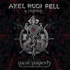 Axel Rudi Pell - Magic Moments (25th Anniversary Special Show) 3 CDs (2015) NEU