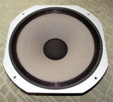 Pioneer HPM-100 Woofer RECONE SERVICE / HPM100 Speaker Re-cone / Repair