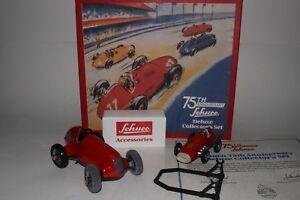 Schuco Répliques 75e Anniversaire Grand Prix Racer Set Avec Boite