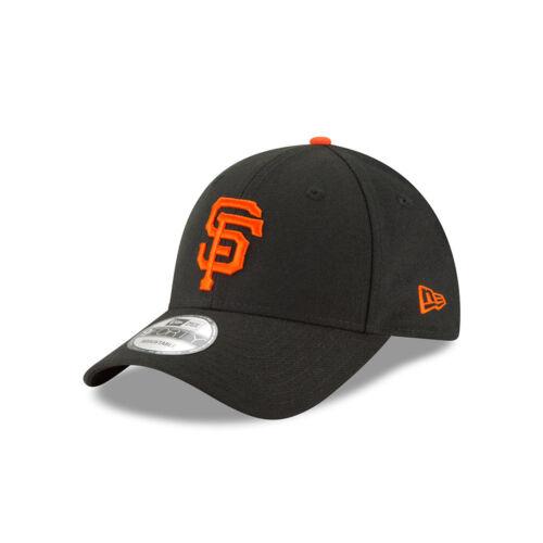 NEW ERA San Francisco Giants Baseball Cap .9 Forty MLB League Noir Réglable Chapeau