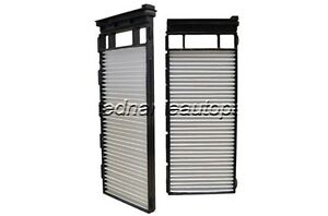 cabin air filter set for infiniti qx4 nissan altima. Black Bedroom Furniture Sets. Home Design Ideas