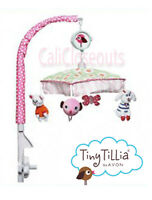 Tiny Tillia By Avon Musical Mobile Brand Wind Up Music, No Batteries Req.