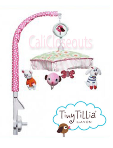 No batteries req. Tiny Tillia by Avon Musical Mobile BRAND NEW Wind Up Music