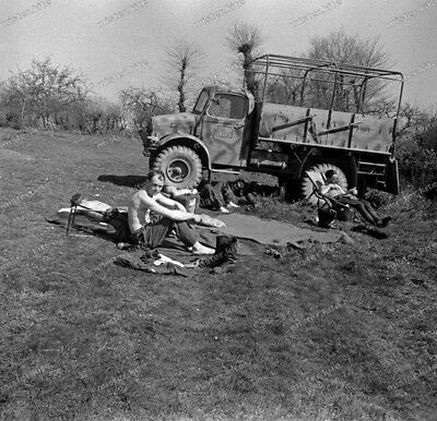 Flak-Regiment-Normandie-Funker-Camo-Sd.Kfz-Luftwaffe-Half