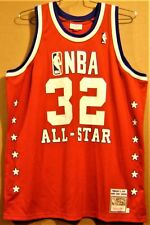 """f77c450a3 item 3 LOS ANGELES LAKERS """"MAGIC"""" JOHNSON MITCHELL   NESS NBA ALL-STAR GAME  JERSEY -LOS ANGELES LAKERS """"MAGIC"""" JOHNSON MITCHELL   NESS NBA ALL-STAR GAME  ..."""