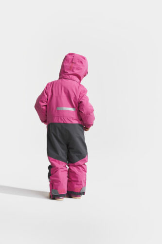 Details about  /Didriksons Ski Overall Overalls Aslan Kid/'s Coverall Pink Windproof Waterproof