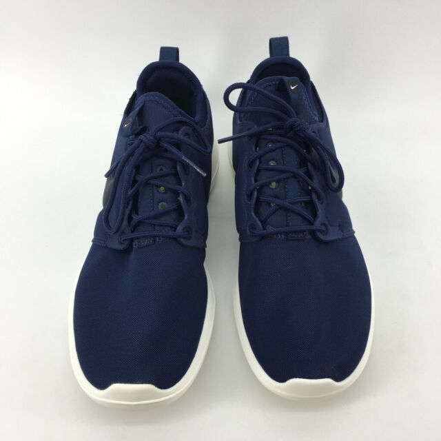 NIB Men/'s Nike Roshe Two Casual Shoes Midnight Navy//Black//Sail//Volt