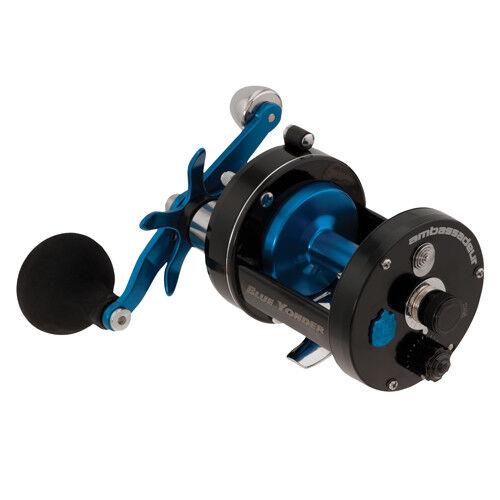 NEW! Abu Garcia BY-7000 AMB 7000 Blue Yonder Baitcasting Fishing Reel 1324535