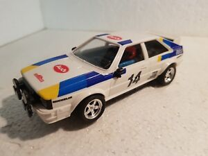 Remo '83 #14 Audi Bbs Tampondruck Carefully Selected Materials Qq 8350 Scalextric Exin Audi Quattro R St Kinderrennbahnen