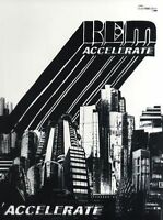 R.E.M Accelerate Learn to Play Houston I'm Gonna DJ Guitar TAB Music Book