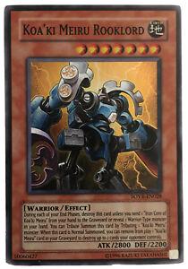 3 x Koa/'ki Meiru Beetle  SOVR-EN000  Super Rare  Yugioh cards