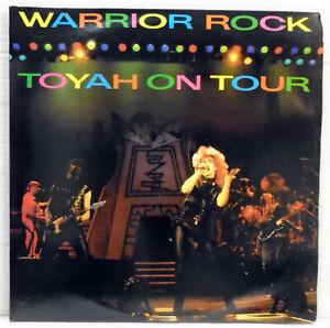 Toyah-Warrior-Rock-Toyah-On-Tour-1982-N-Mint-Original-vinyl-2-x-LP-TNT-1