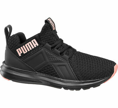 Sneaker ENZO KNIT von Puma in schwarz DEICHMANN