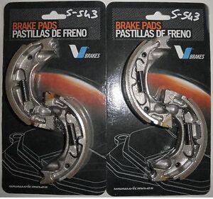 Ganasce Freno Anteriore E Posteriore Mbk 50 Booster < 1994 Fino Al 1994 Prix De Vente Directe D'Usine
