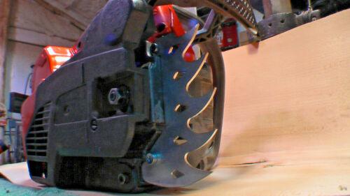 Husqvarna 540 xp dog steel 1008 laser cut