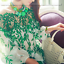 Stylish Women/'s Chiffon Loose Tops Casual Blouse Long Sleeve Boat Neck T-shirt